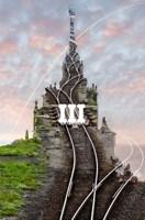 Обложка произведения Напряжение: том 3. Коронный разряд