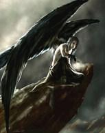 Обложка произведения Легенда о крылатых братьях