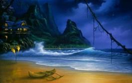 Обложка произведения Легенда о морской принцессе