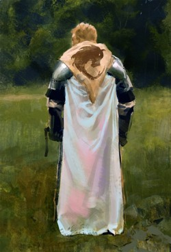 Плащ Светлого Рыцаря