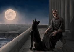 Перкау и пёс-патриарх