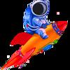 Участник конкурса «Далёкий-далёкий космос»
