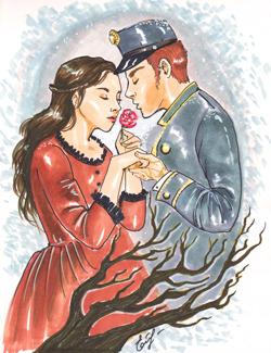 Марго и Генрих....