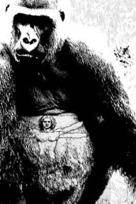 Обложка произведения Люди - звери