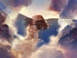 Обложка произведения Посмотри на облака