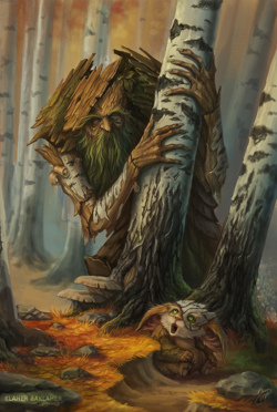 Хранитель леса Арин