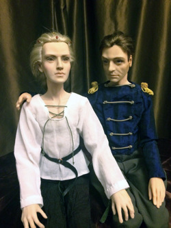 BJD Куклы Стив и Джи,...