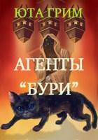 """Обложка произведения Агенты """"Бури"""" (Рабочее название)"""
