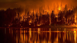 Пожар из воспоминаний...