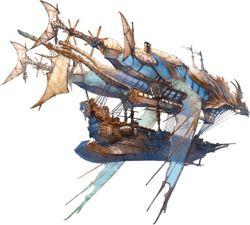 Астральный корабль