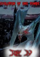 Обложка произведения Эволюция одного зомби. Том 4.