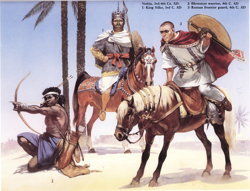 1. Силко, царь нубадов...