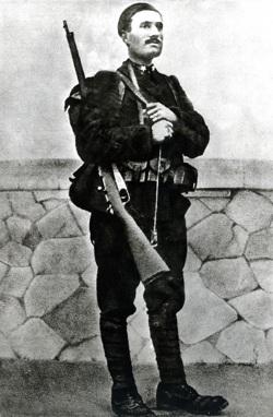 Бенито Муссолини в...
