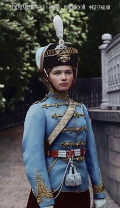 Великая Княжна Ольга...