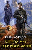 Обложка произведения Боевой маг -2: За кромкой миров