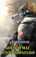 Обложка произведения Боевой маг -3: Потусторонний батальон