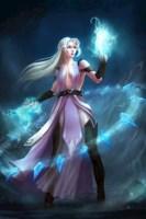 Обложка произведения Real-RPG: Ледяное пламя