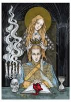 Обложка произведения Фанарты к Крошке