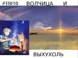 Обложка произведения Волчица и выхухоль