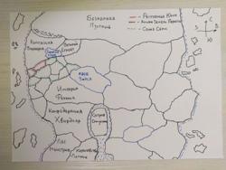 Карта Западного...