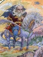 Обложка произведения Богоборцы. Пилот