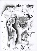Обложка произведения Глаз в свастике прицела