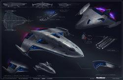 X70B Призрак