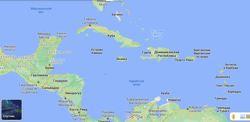 Карта основных мест...
