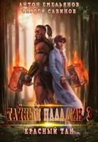 Обложка произведения Тайный паладин 3: Красный тан