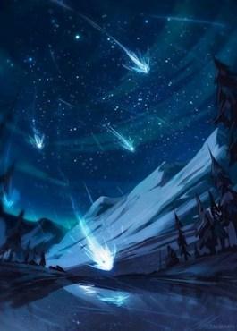 Обложка произведения Падающая звезда