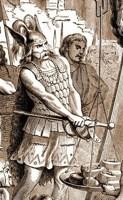 Обложка произведения Галлия, предыстория войны