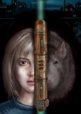 Обложка произведения Нелли. Тайна серых теней