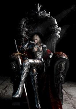 Обложка произведения Бестия: Царица Несчастий. Часть 1