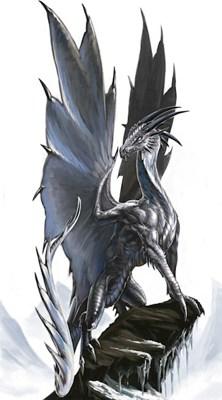 Обложка произведения Дракон Нерождённый