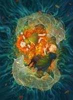 Обложка произведения Легенда о детях-волках