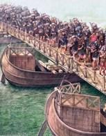 Обложка произведения Поздняя Римская Республика, ч6. Галльская война 1\6 (58г. до н.э.)