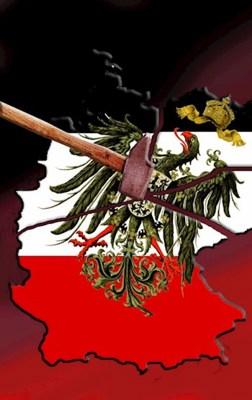 Обложка произведения Ноябрьская революция в Германии. Часть 1