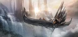 Летающая лодка асов.