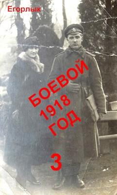 Обложка произведения Боевой 1918 год-3