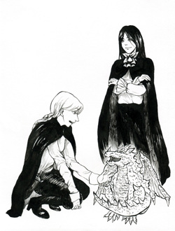 Аврелия и Ленд