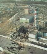 Обложка произведения Чернобыльская авария