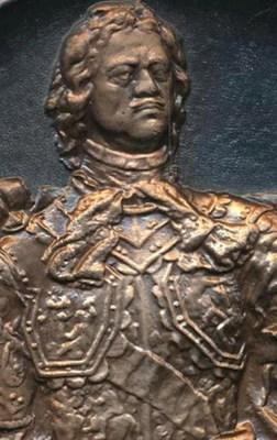 Обложка произведения «Иудина медаль» – как «награда» нашла «героя»