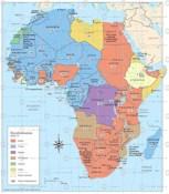 Обложка произведения Войны Африки постколониальной эпохи