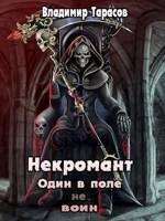 Обложка произведения Некромант- Один в поле не воин.