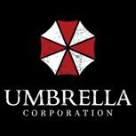 Обложка произведения Marvel начинается с Umbrella Company