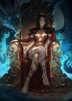 Обложка произведения Личный Демон Азулы
