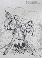 Обложка произведения Первая Мировая война