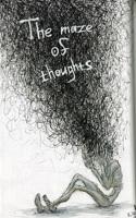 Обложка произведения Лабиринт мыслей